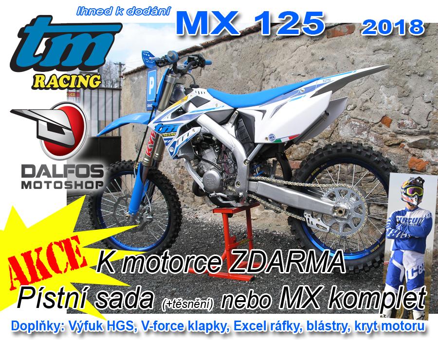 tm mx 125 akce