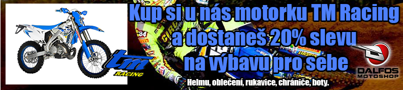 tm racing akce