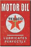 Magnetka Texaco Lubricates