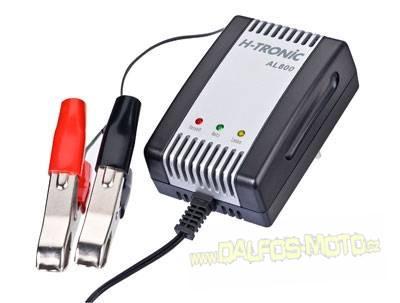Nabíječka baterií H TRONIC Compact i pro gelové akumulátory 800 mA
