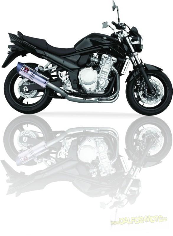Suzuki GSF 650 Bandit 2007- výfuk IXIL OS 8057 VS