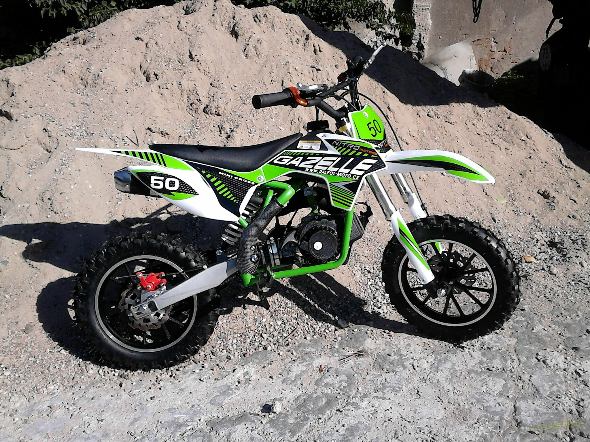 minicross a pitbike kolín