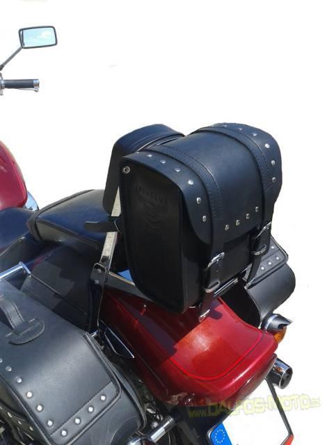 Diablo Moto Perfecto brašna na motorku kůže 4-5mm 95af4f6d53