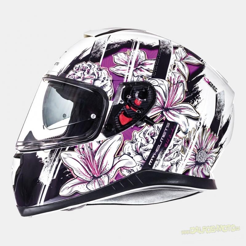 Moto helma MT THUNDER 3 SV WILD GARDEN 2a0366e036d