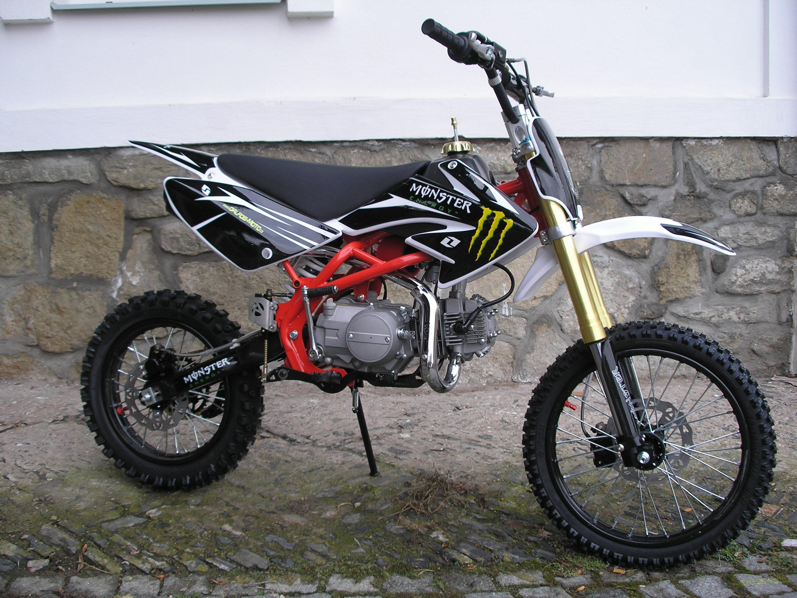 pitbike monster