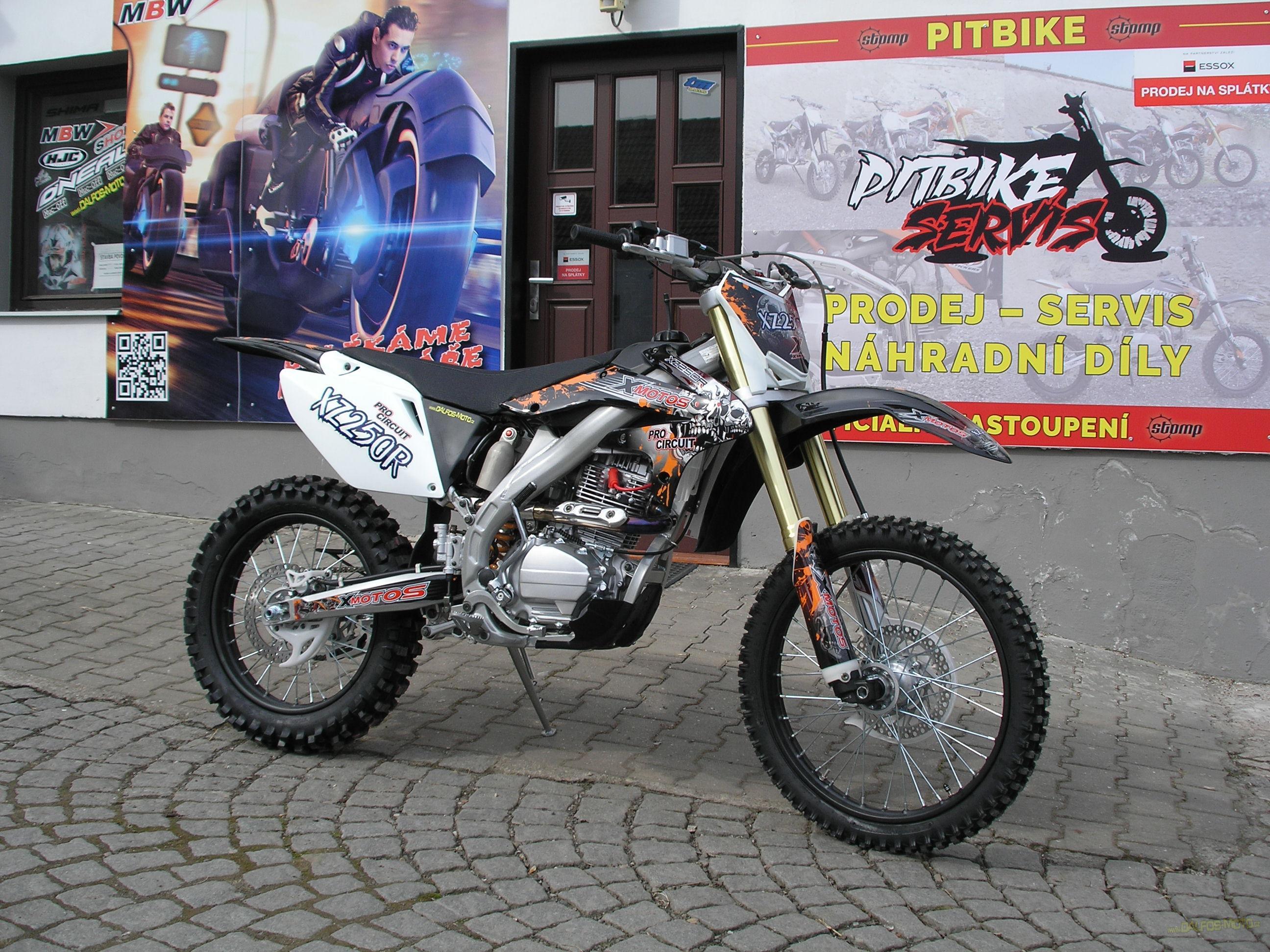 Xmoto XB37