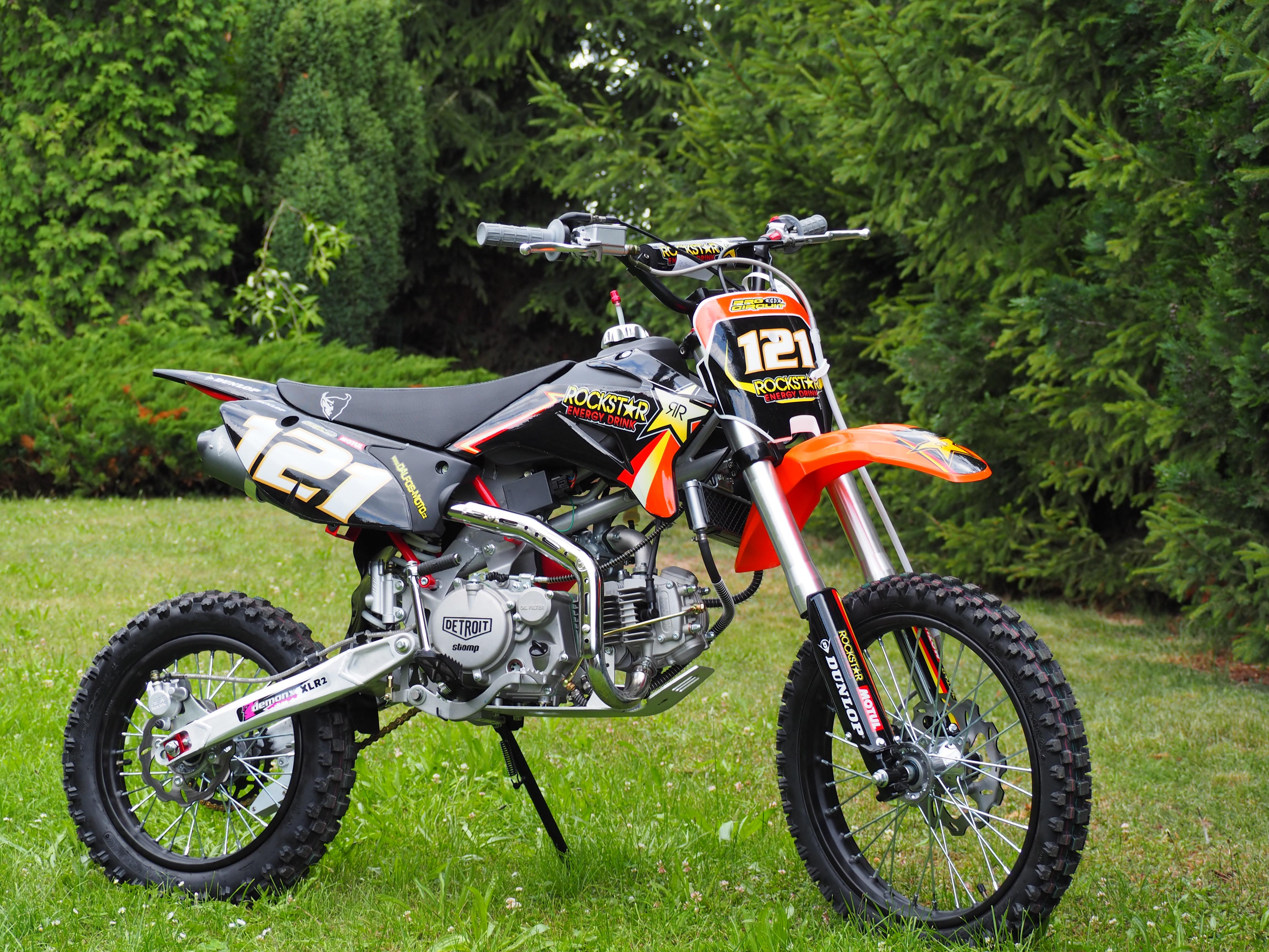 pitbike 170