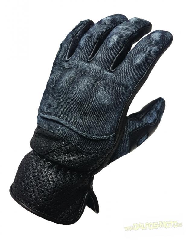 rukavice denim retro