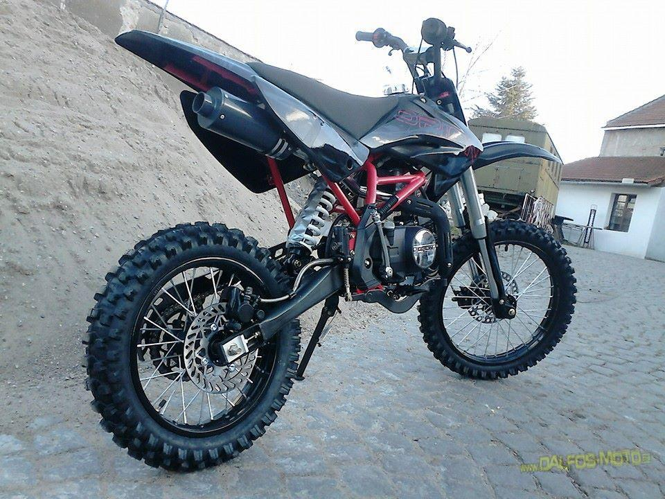 pitbike agb