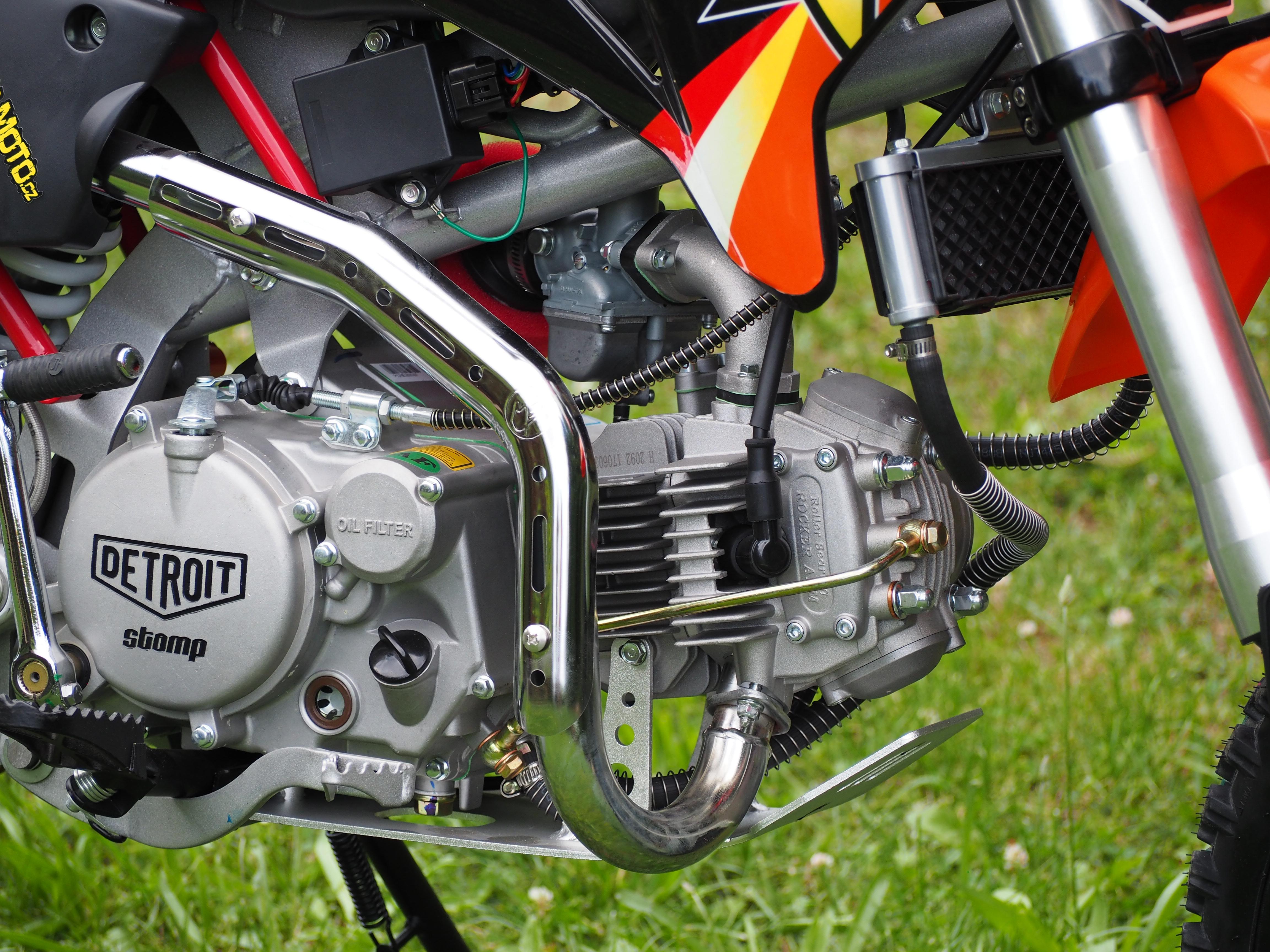 motor detroit 170