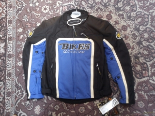 DG Techwear textilní bunda Blue - VÝPRODEJ 9029354f77c