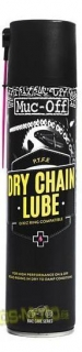 Muc-Off Motorcycle Chain Lube 400ml - sprej na řetěz