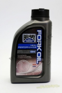 Bel-Ray Tlumičový olej High Performance Fork Oil 5W