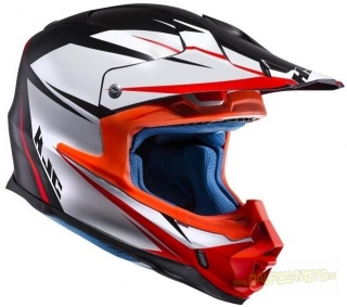 HJC MX helma FX-CROSS Axis MC5SF