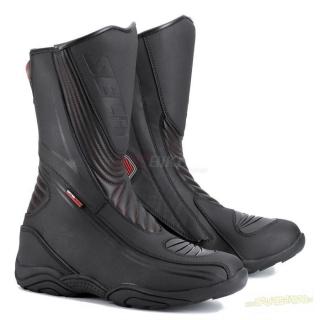 93dc02ca37a Dámské boty na motorku SECA Modena černé