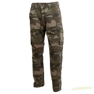d74ce2d3697 Maskáčové kalhoty na moto SECA Combo