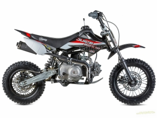 Pitbike Stomp Juicebox 110cc poloautomat
