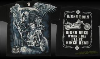 Tričko Eagle Rock Biker Bread
