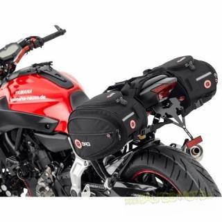 QBag Veneto boční textilní brašny na motorku 2x20 l 5186994e5b