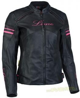 MBW PINKY - dámská kožená bunda e695b30b4a