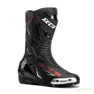 Boty na motorku SECA Razor II černé 79128226918