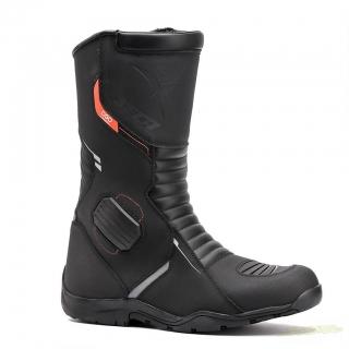 Motocyklové boty SECA Tour-Tech černé 35691b06e6
