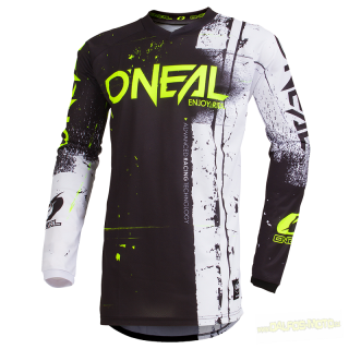 ONeal Element dres Shred černý