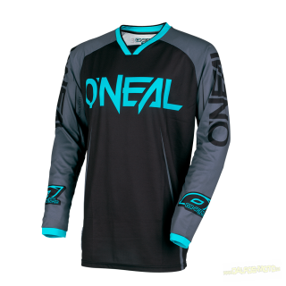 Oneal MX dres Mayhem BLOCKER černý
