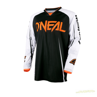Oneal MX dres Mayhem BLOCKER oranžový