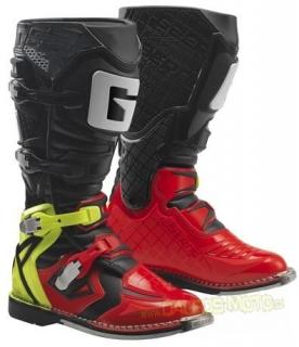 f519d052656 Gaerne G-REACT motokrosové boty 2019