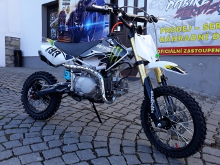 Pitbike MonsterKid 125ccm, 14x12