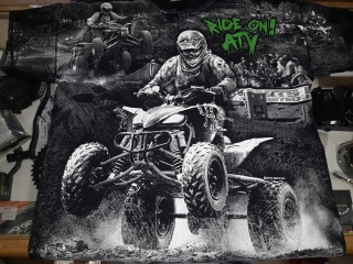 Tričko Eagle Rock RideOn ATV