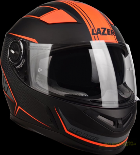 Lazer helma Bayamo Red Race