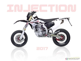 Supermoto VVMX 450 ASIAWING 2019