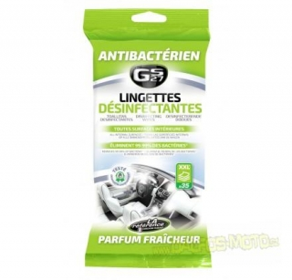 GS27 ANTIBACTERIAL WIPES XXL 35ks