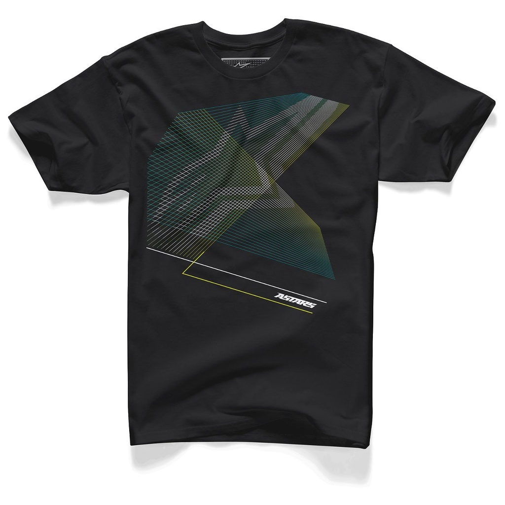 Alpinestars Pánské tričko WIRE TEE