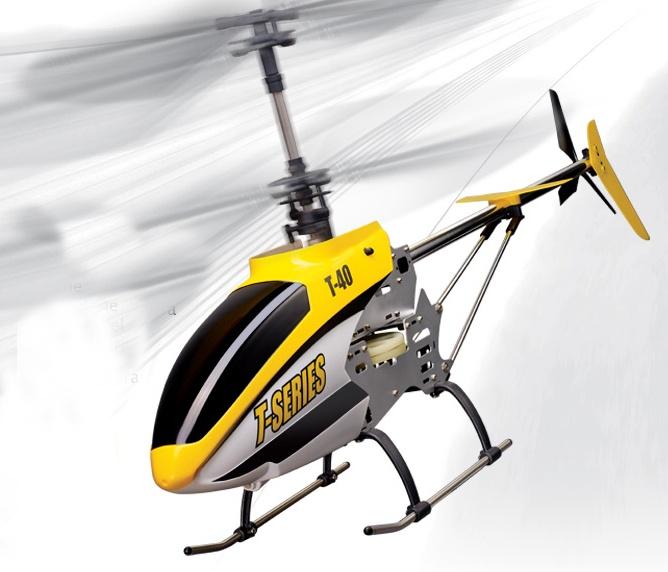 RC vrtulník T-40C, 2.4GHz, s kamerou