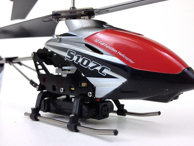 RC Vrtulník SYMA S107C s kamerou