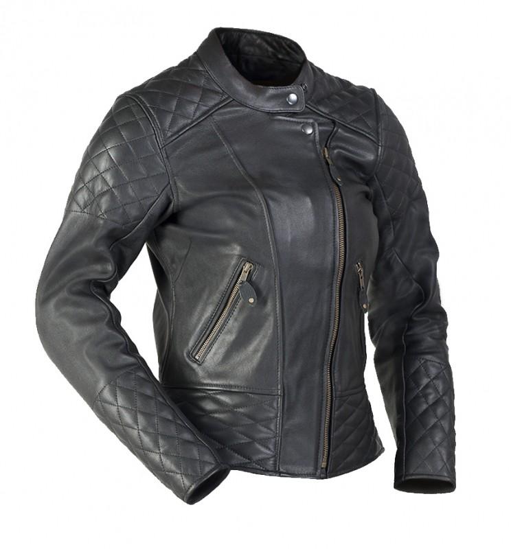 MBW BETTY - stylová dámská kožená moto bunda