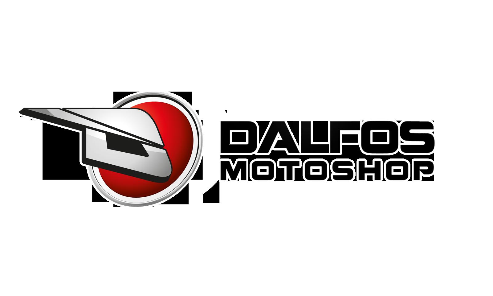 dalfos motoshop logo